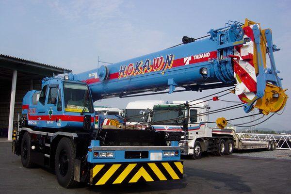 タダノ GR-250N-2