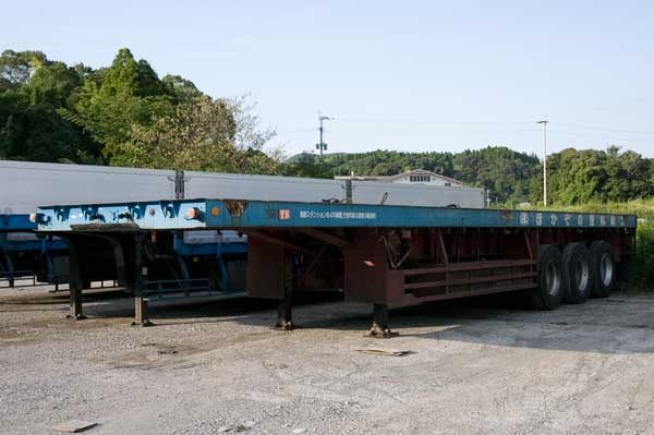 高床台車(38t)