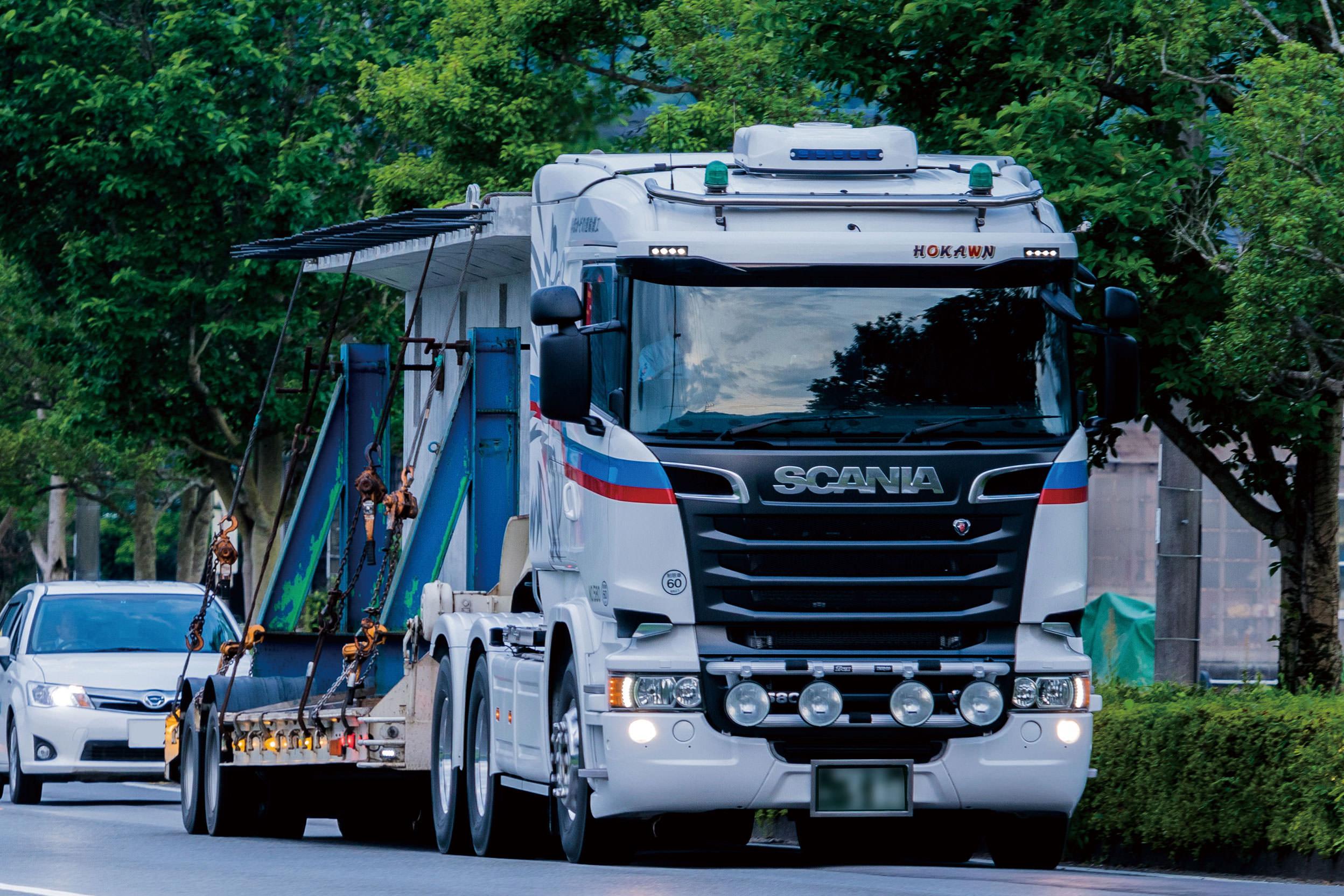 トラック/トレーラー